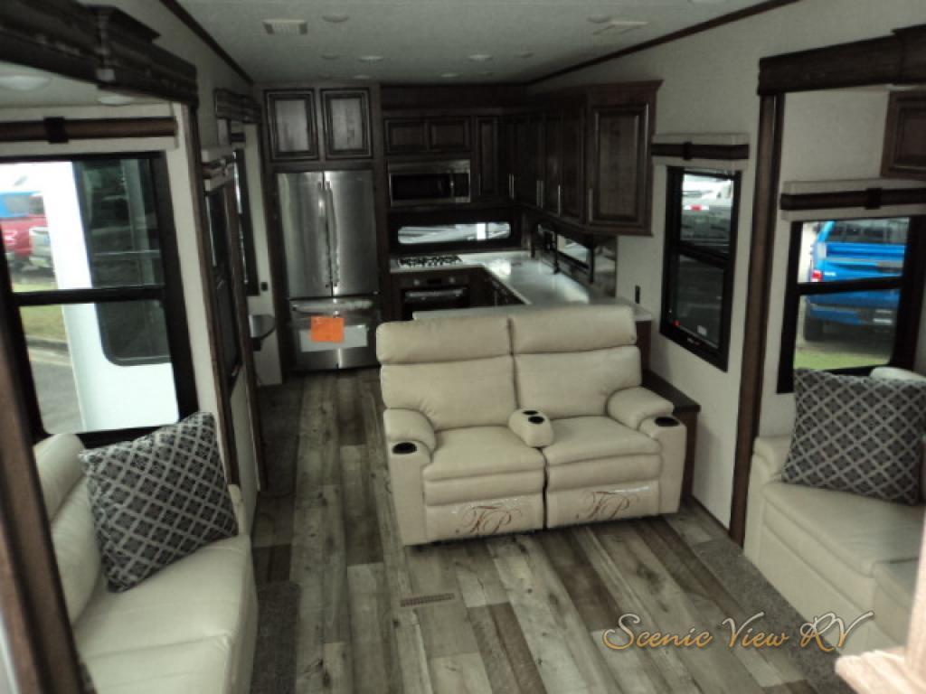 Durango rear kitchen